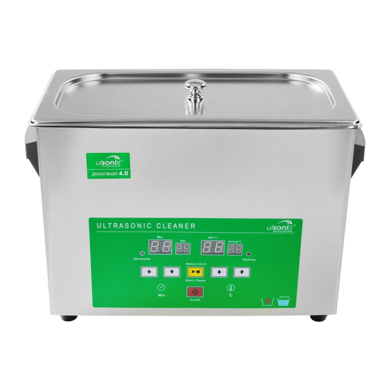 máquina de limpeza ultrassons