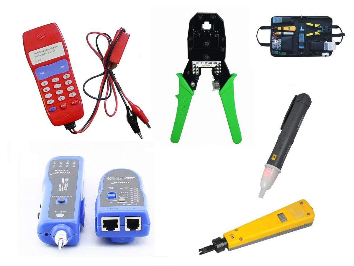 kit ferramentas variadas