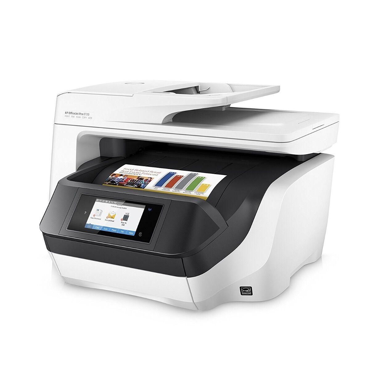 impressora multifunções