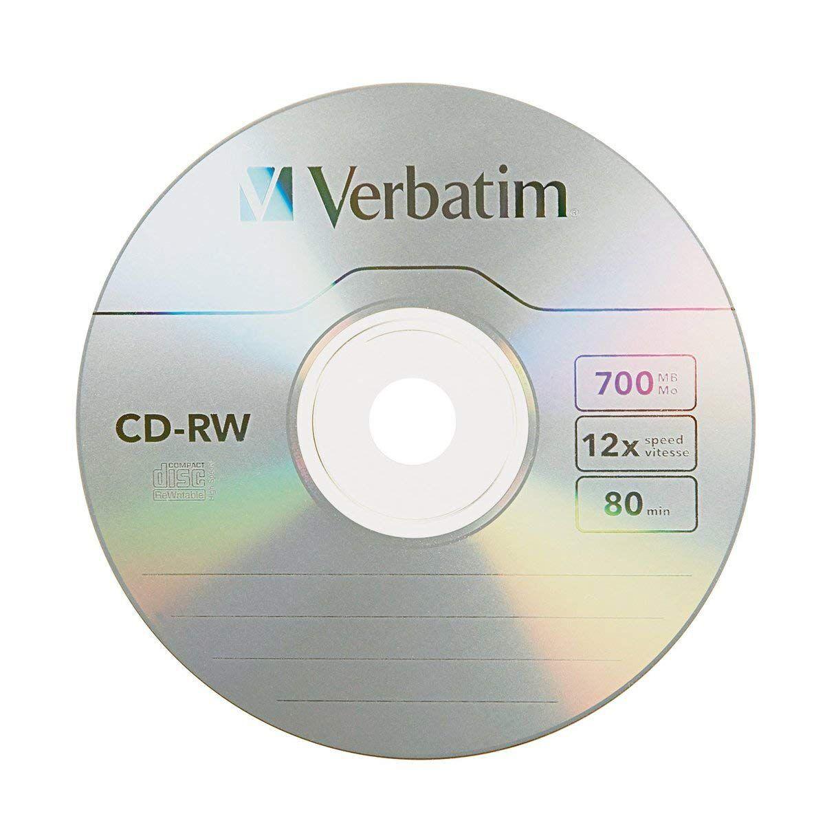 disco virgem gravação