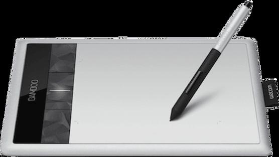 equipamento design gráfico