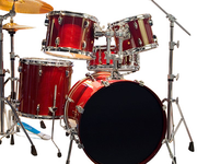 instrumentos de percussão