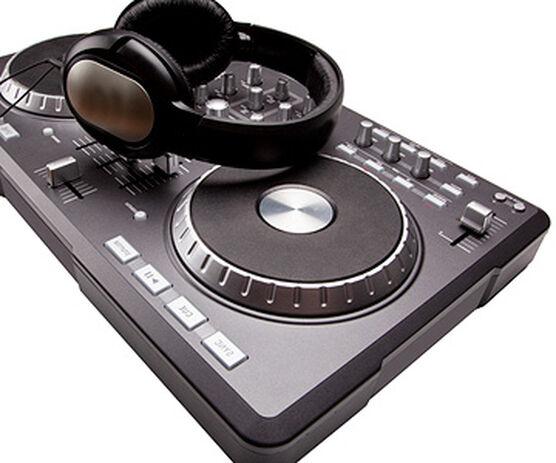 equipamento dj