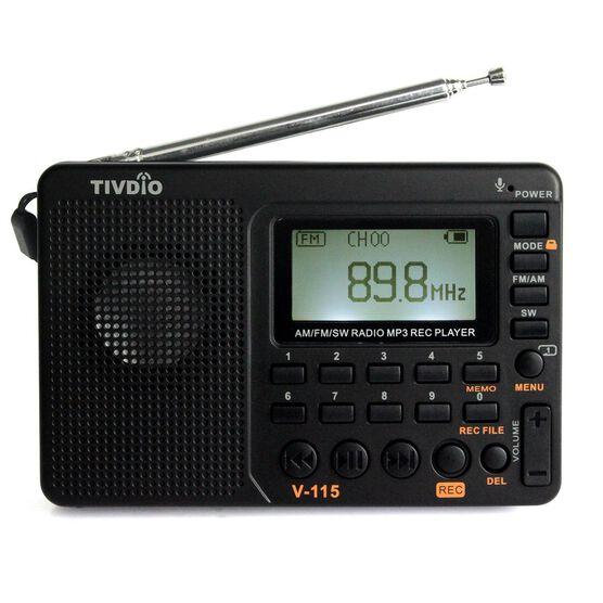 rádio multibanda