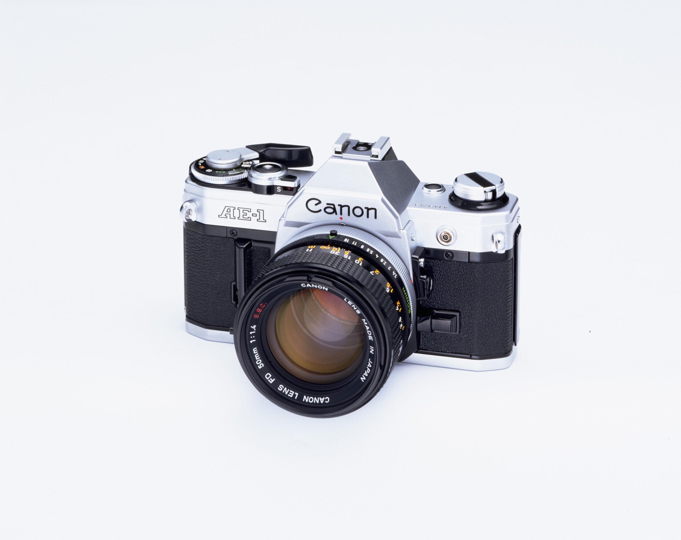 máquina fotográfica reflex