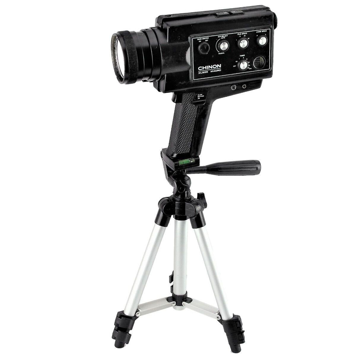 camara de vídeo analógica