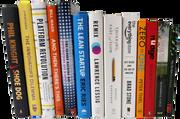 livros, revistas e banda desenhada